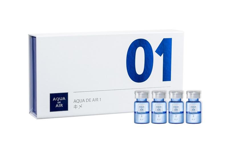 アクアドエア(ニードルレスインジェクタ)で使用する溶液について「No.1キメ」(肌を引き締め、キメを整える美容液)