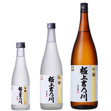 極上吉乃川 純米吟醸酒 1800ML