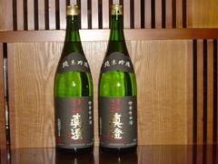 日本酒 真澄辛口 1合