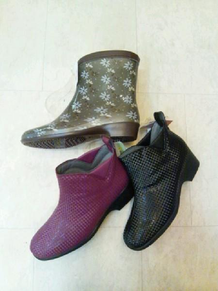長靴各種(紳士・婦人)
